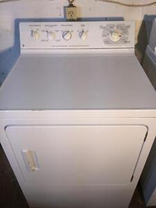 GE Dryer, Heavy Duty, Super Capacity, FREE WARRANTY