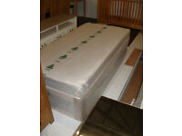 Brand New Single (3Ft) Divan Bed with Mattress (Please call - Michal 07851770393)