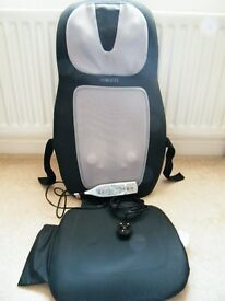 homedics SBM-500HA-3GB 2in 1 back and shoulder massager