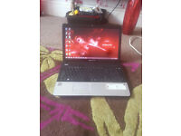 "for sale acer 15 6"" led widescreen laptop in vgc and in full working order £65"