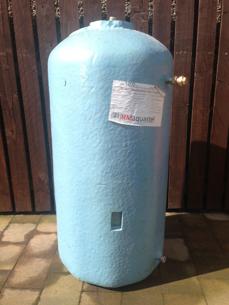 RM Indirect SS Cylinder | in Bearsden, Glasgow | Gumtree