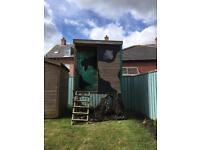 Commando playhouse