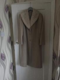 Ladies coat by Nuage @ Debenhams.