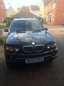 BMW X5 diesel. Possible transmission fault