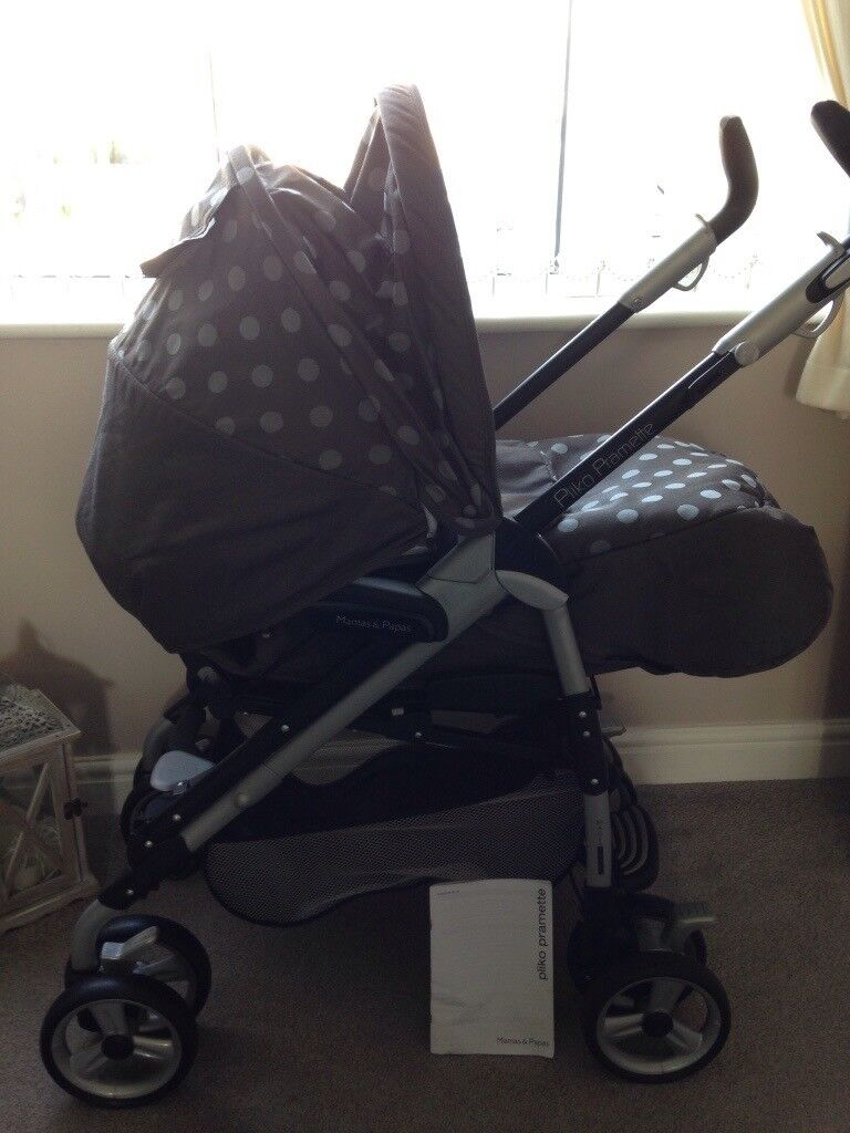 Mamas and pappers pram