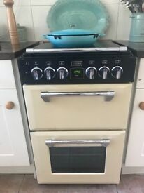 Stoves 60cm dual fuel range cooker