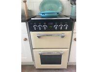 Stoves 60cm dual fuel range cooker