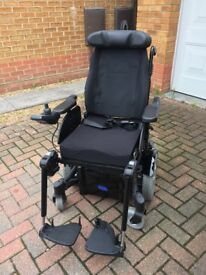 Indoor/Outdoor Electric Wheelchair, Invacare TDX SP2, high quality, little used.