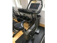 Gym-Owned Technogym Stationary Bike for Sale - Good Working Condition