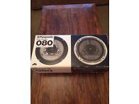 BIG Panasonic car speakers - 100 Watts - unused and in original box- NOW REDUCED!!!