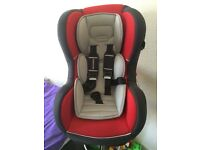 Mothercare Red Sports Car Seat