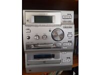 compact sony stereo system