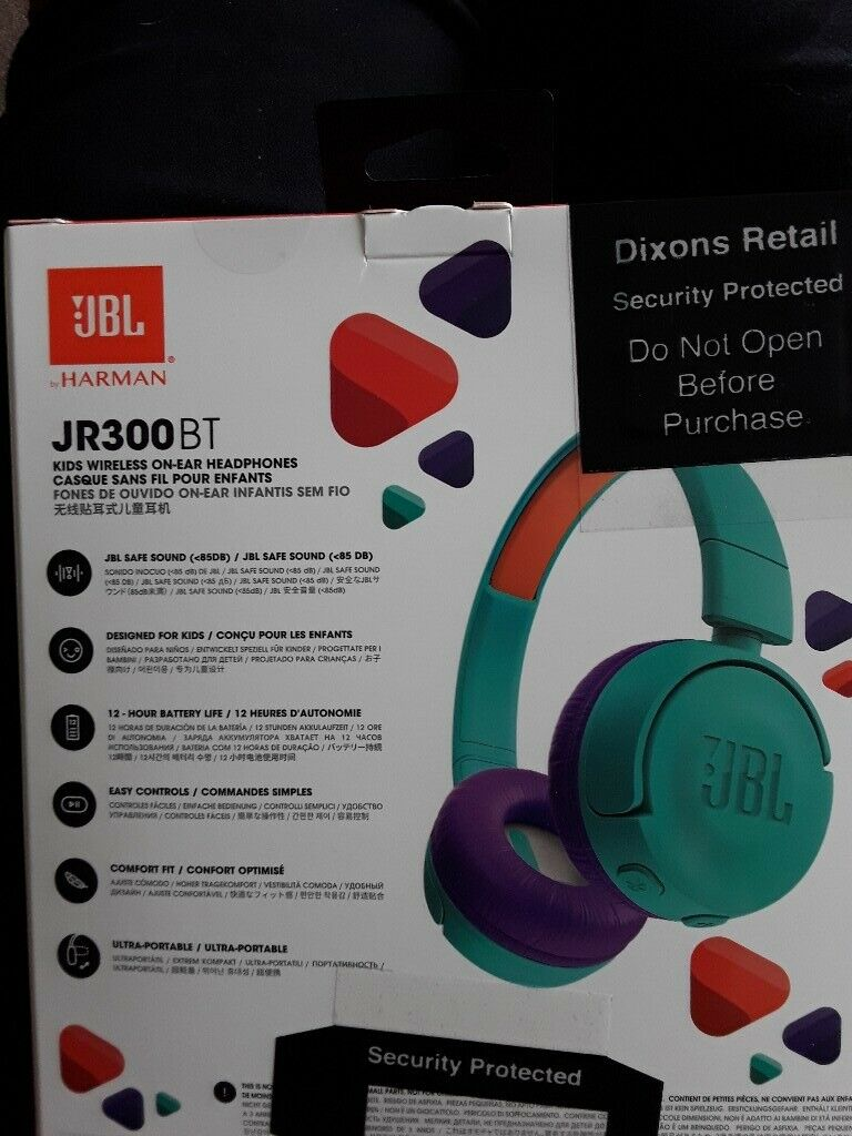 Brand New  JBL kids wireless headphones | in Swindon, Wiltshire | Gumtree