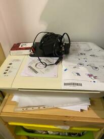 Hp deskjet 1515 all in one printer.