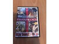 Paramedics Volume 1 DVD