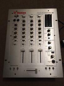 Vestax pcv-275 professional mixer