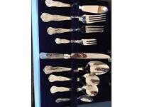 Stunning Newbridge Cutlery Set