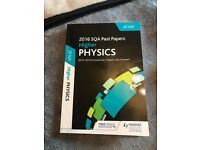 CfE Higher Physics past paper book (Perfect Condition)