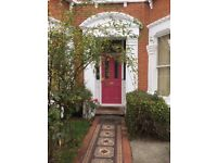LARGE, NEWLY DECORATED, DBL ROOM, AVAILABLE NOW, IN FRIENDLY HOUSE W/ GARDEN £600PCM INC BILLS