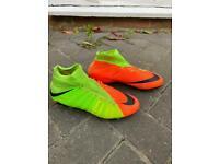 Nike hypervenom football boots size 5