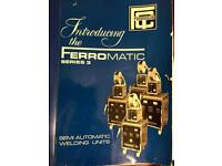 Ferromatic Series 3 Welder Manual