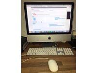 """iMac 20"""" 2.4GHz 4GB Ram 250GB HDD!!!! £270 ONO!!"""