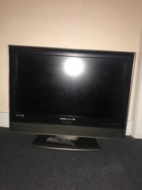 32inch Hannspree LCD TV, HDMI ports with remote - Camberwell Pick Up
