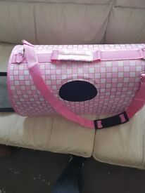 Dog carrier. Never been used