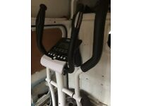 For sale York cross trainer
