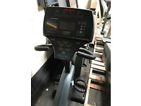 Used Life Fitness 9100 Recumbent Bike - Commercial Gym Equipment