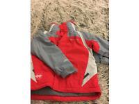 New Boys Ski Suit 7/8 128cm