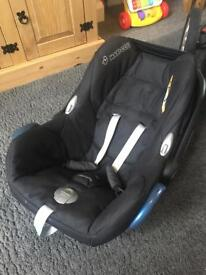 Car seat and Push chair