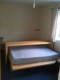 1 bedroom furnished flat available w.c 13.3.17 Stevenage