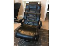 Leather Gaming chair - used