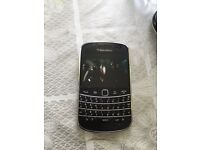 blackberry bold 9900 excellent condition Unlocked