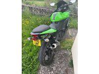 Kawasaki, Ninja 250, 2010, 249 (cc)