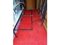VW Transporter T5 SWB metal bed frame (windsurf)