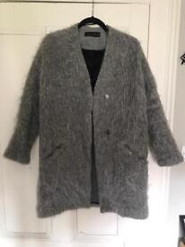 Woolen winter coat