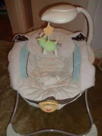 My Little Lamb baby bauncer seat