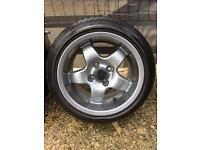 """Steffan bcw 14"""" alloy wheels 4x100"""