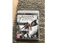 PS3 assassins creed IV
