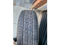 Ford transit van wheels / tyres