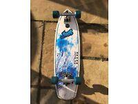 """Lost """"The Rocket"""" by Mayhem Longboard Skateboard"""