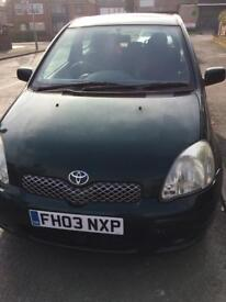 Toyota Yaris for sell