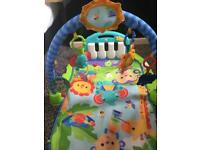 Fisher Price Baby Playmat Gym