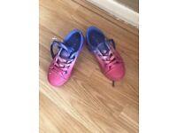 Size C10 light up next shoes