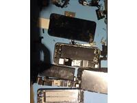 3 IPhone 5 bundle (2 5s and one iPhone 5)