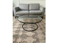Bespoke 2 seater sofa