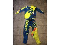 Swift motocross kit enduro kit bike kit