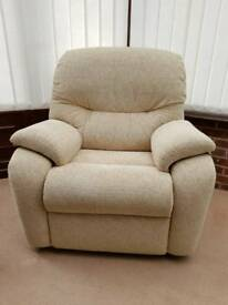 G Plan Mistral Armchair. Reduced.